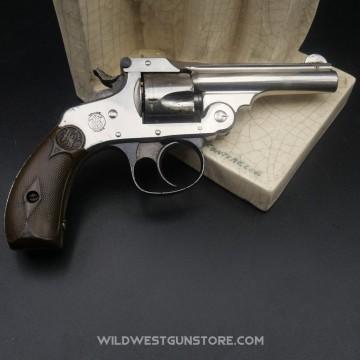 Revolver Smith & Wesson double action calibre .32