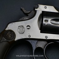 Revolver Smith & Wesson double action calibre .32