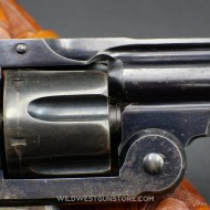 Smith & Wesson num 3 Target new model 38-44