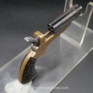 Pistolet Sharps Pepperbox calibre .22