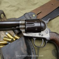 """US Army Colt 5""""1/2 Single Action Army D.F.C calibre .45LC"""