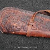 Holster ancien pour armes longues type Winchester Marlin