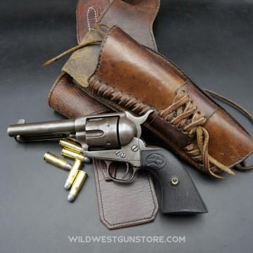 Revolver Colt Peacemaker .38WCF de 1881 SAA 1st Gen