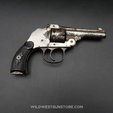 Revolver Hopkins & Allen Hammerless calibre .32SW