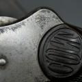 Colt 1895 version nickelée calibre .41