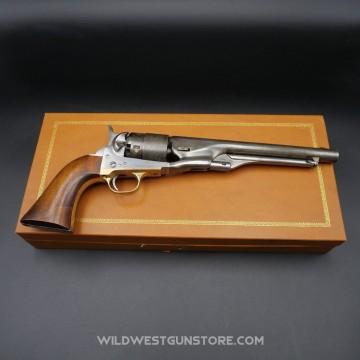 Colt 1860 seconde génération calibre .44 dans son coffret
