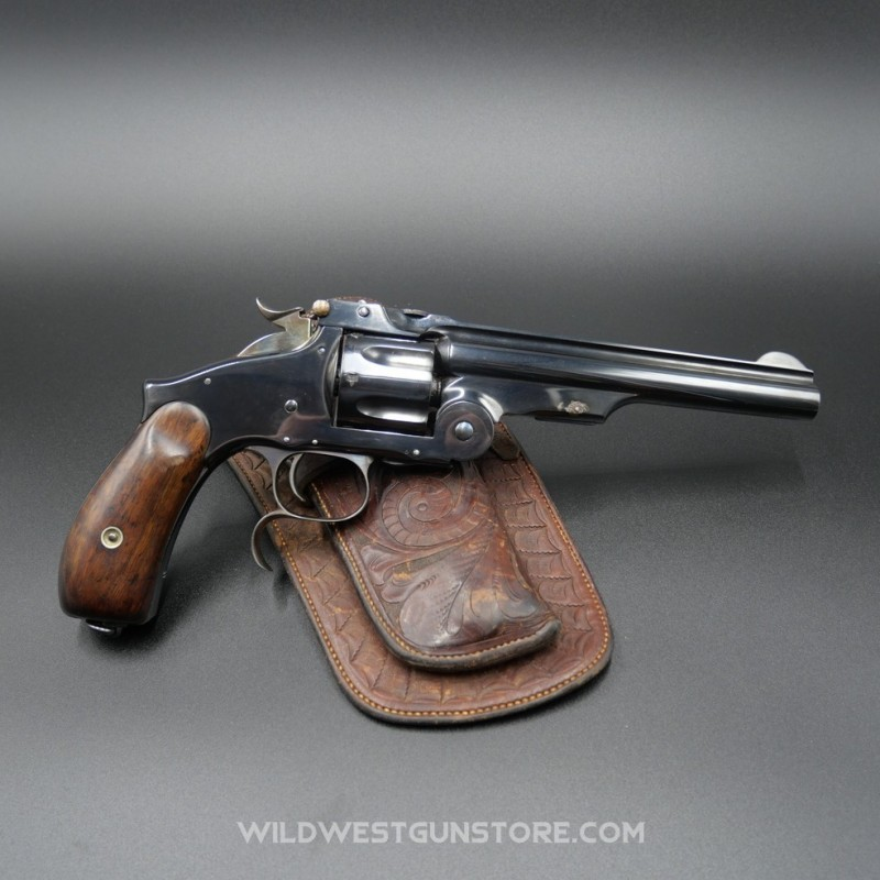 Révolver Russian n°3 Smith & Wesson