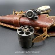 révolver de collection Colt SAA Peacemaker avec certificat d'origine Colt