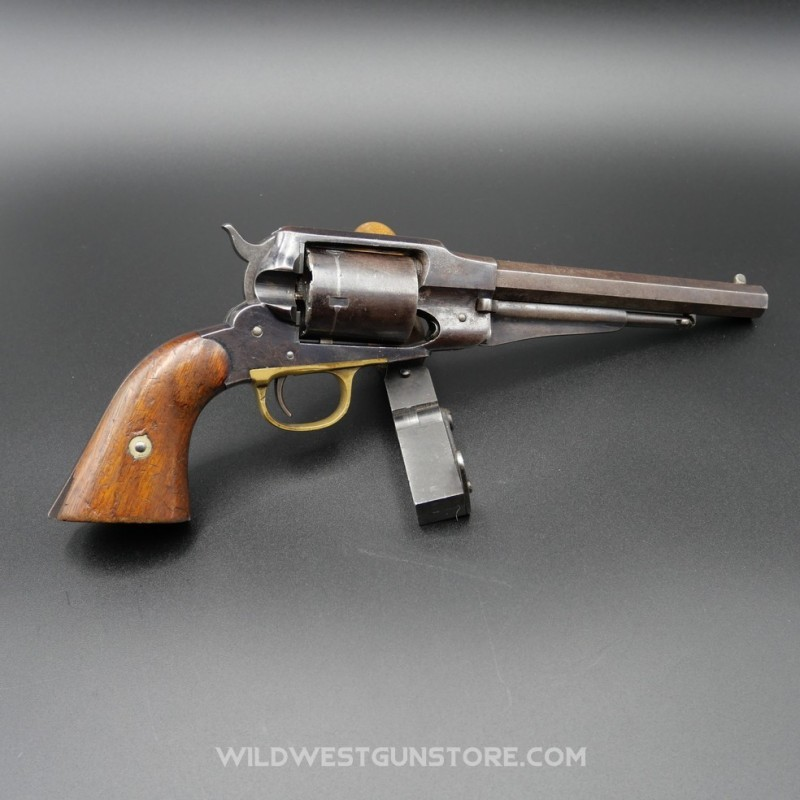 Revolver Remington New model Army Conversion calibre .46