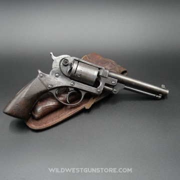 Revolver Starr Double Action 1858 Conversion calibre 44-40