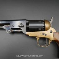 Réplique révolver poudre noire UBERTI du Colt Sheriff 1862