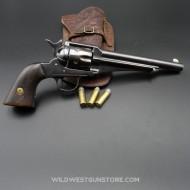 Revolver Remington modèle 1875 Cartouche poudre noire métallique