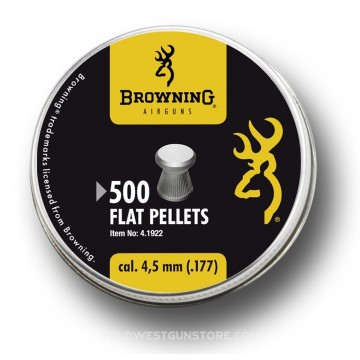 Boite de 500 plombs calibre 4,5mm
