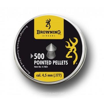 Boite de 500 plombs Pointus...