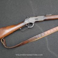 Winchester Musket 1873 avec ses accessoires