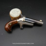 Colt Derringer cartouches métalliques