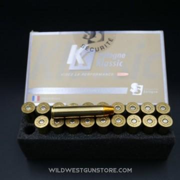 Cartouches calibre 45-70 Gouvernement