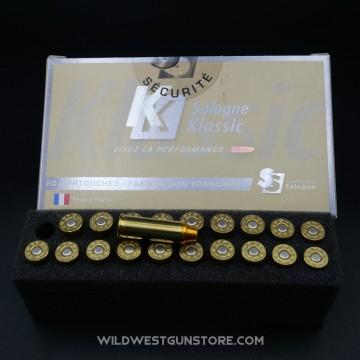 Boite cartouches calibre 44 Remington Mag.