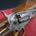 Colt Flutted Army 1860 type cavalerie avec sa crosse.
