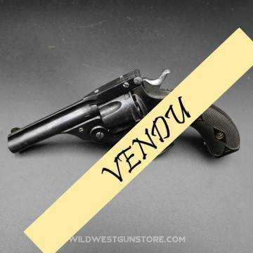 Révolver Smith et Wesson double action cal .32