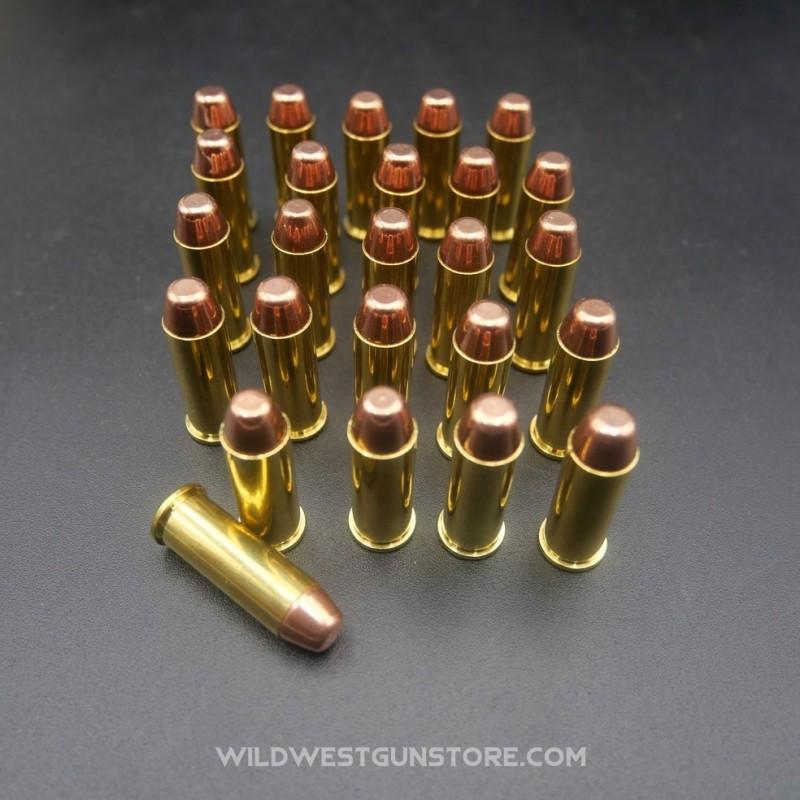 Cartouches PN Colt calibre .38