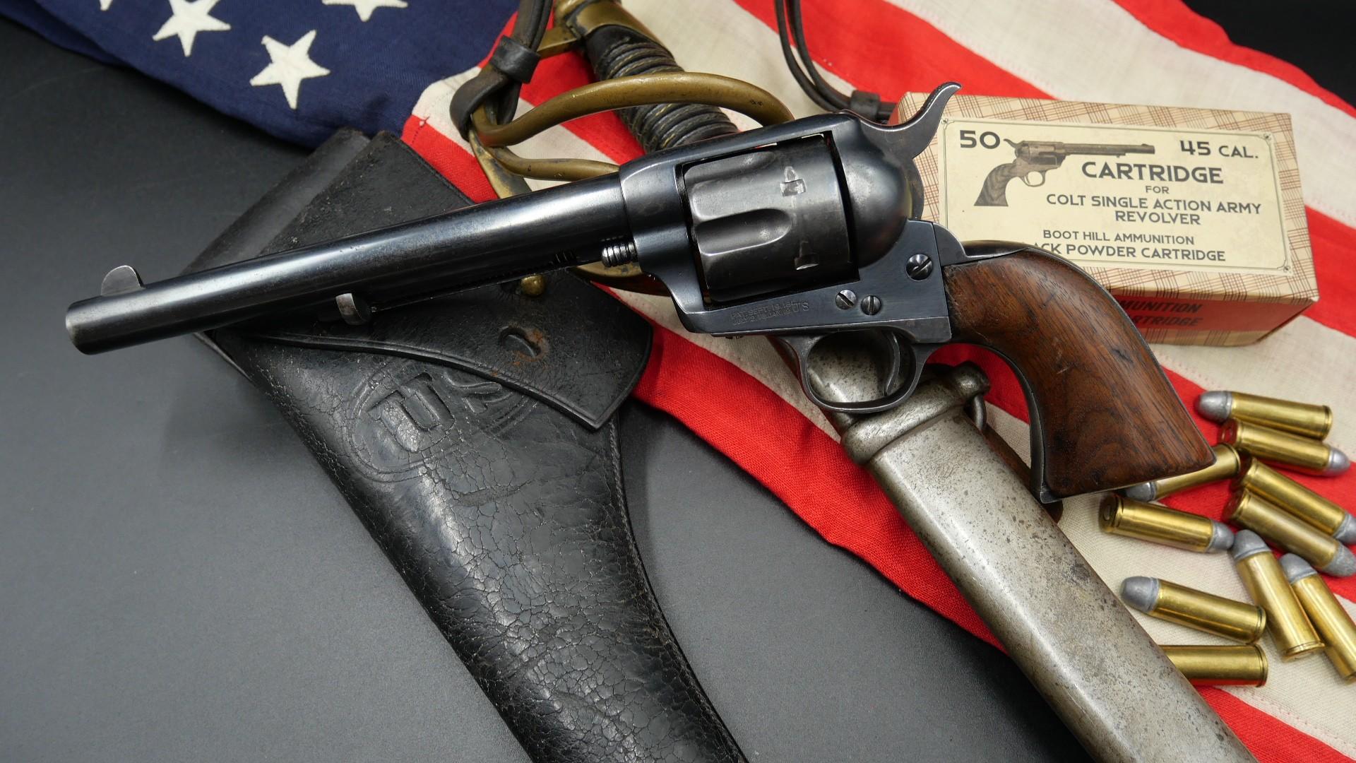 Colt US Cavalerie